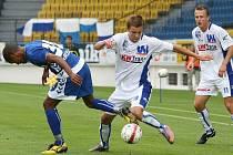 Po porážce a vítězství si nováček první fotbalové ligy z Ústí nad Labem včera připsal na své konto i remízu.