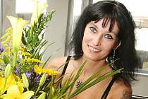 Sekretářka Hana Štrymplová se stala Ženou regionu Ústeckého kraje.