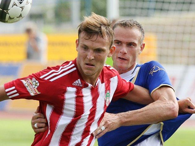 Fotbalisté Ústí prohráli v posledním druholigovém utkání doma se Žižkovem 0:2. Napraví zaváhání v Čáslavi?