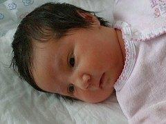 Kristýna Zahrádková se narodila v ústecké porodnici 30.1.2015 (18.05)  Pavle Šubrtové. Měřila 50 cm, vážila 3,65 kg.
