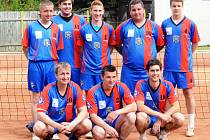 Nohejbalisté Chabařovic letos překvapují druhou ligu. Po dvanácti kolech jsou třetí a bojují o play off.