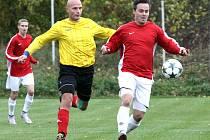 Fotbalisté Brné se moc nepředvedli, s Bílinou doma prohráli 1:3.