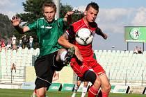 Fotbalisté Army opět přivezli tři body ze hřiště Baníku Most a v sobotu je čeká duel s Bohemians Praha. Hosté zatím ve všech utkáním remizovali.