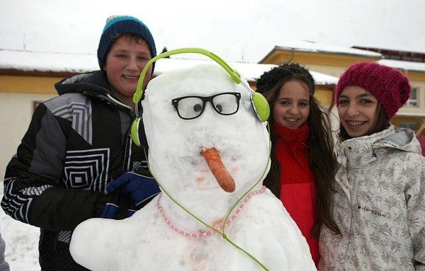 Před rokem akce proběhla mezi 13školami části severomoravské metropole Ostrava Město, účastníky byli ižáci ZŠ Stará - Bělá.