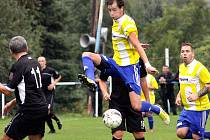 Fotbalisté Přestanova neprožívají povedený vstup do nového ročníku 1.B třídy.