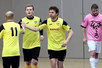 Futsalisté Rapidu Ústí nad Labem