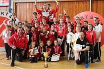 Karatisté Sport Unionu Ústí n. L. 2019.