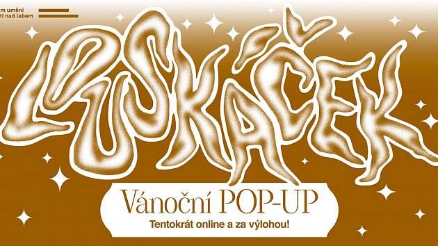 Louskáček — vánoční Pop-Up market Domu umění