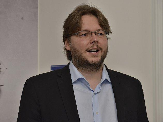 Martin Veselý docent FF UJEP, katedra historie.