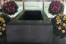 Krematorium v Ústí nad Labem.