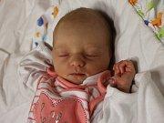 Nina Tišťanová se narodila v ústecké porodnici 14. 2. 2017(11.33) Lucii Pechové. Měřila 49 cm, vážila 2,70 kg.
