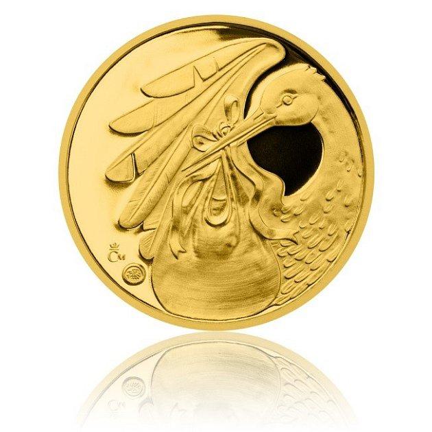 Motivy pamětních medailí Česká mincovna každých několik let obměňuje.