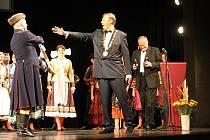 V ústeckém Divadle opery a baletu se uskutečnil galavečer u příležitosti jeho stého výročí založení.
