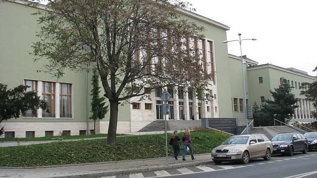 Kulturní dům v Ústí nad Labem.