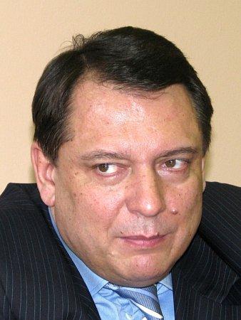 Jiří Paroubek, předseda NS-LEV 21.