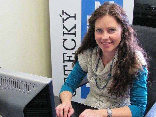 Lenka Kocmanová Taussigová.