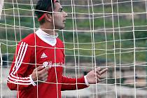 Lukáš Krok se tentokrát gólově neprosadil.