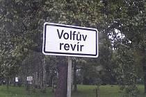 Chlumec? Ne, nově Volfův revír...
