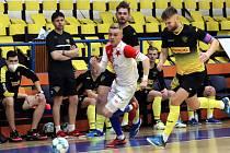 Rapid Ústí n. L. - Slavia Praha, 1. FUTSAL liga 2020/2021, část II