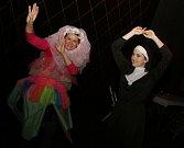 Maškarní ples v ústeckém Činoherním studiu