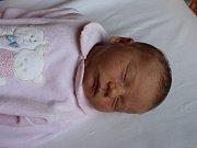Aneta Tykalová se narodila 17.9. (5.30) Anetě Machové. Měřila 51 cm, vážila 2,96 kg.