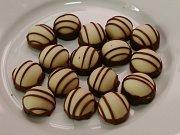 Čokoládové mlsání na zámku Velké Březno