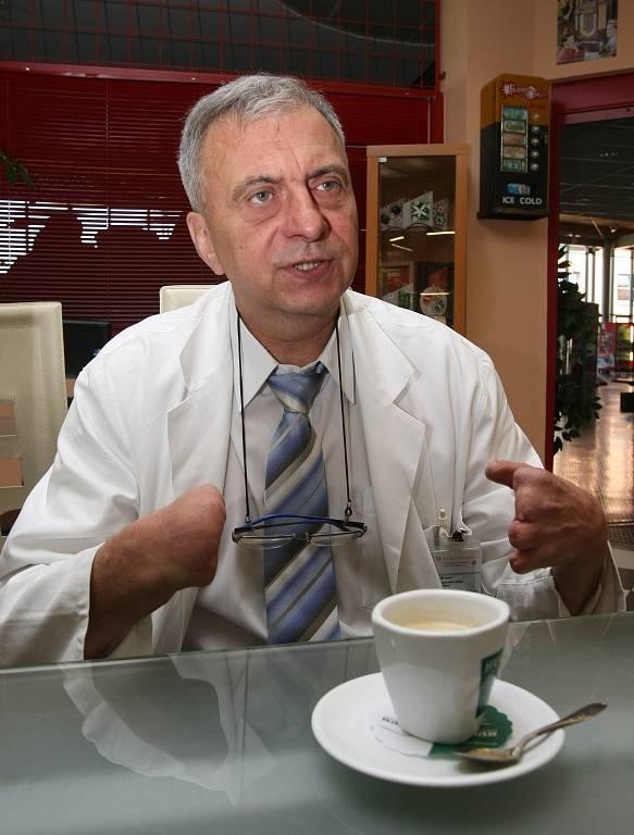 Josefa Kočího těžký handicap nezlomil.