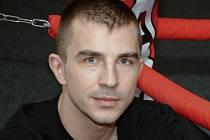Boxer Martin Svoboda.
