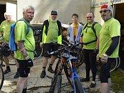 17. ročník liboucheckého cyklotouru Giro di Beer.