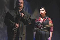 Snímek z opery Carmen