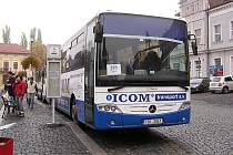 Ústecký kraj vyhlásil třetí ročník ankety Dopravce roku.