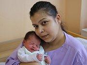 Barbora Gujdová se narodila v ústecké porodnici 11. 5. 2017 (5.28) Barboře Liškové. Měřila 49 cm, vážila 3,21 kg.
