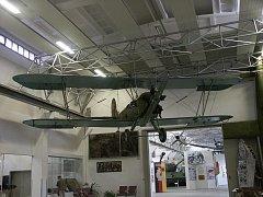 Nové muzeum militarismu je po mnoha stránkách pozoruhodné.