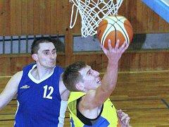 Basketbalisté Slunety USK zvítězili ve 2. lize už podesáté v řadě.