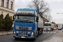 Ilustrační foto - kamiony