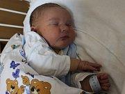 Dominik Moc se narodil 4.12. (8.41) Věře Homolkové. Měřil 52 cm, vážil 3,47 kg.