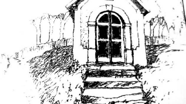 Kaplička vKrásné Lípě dostane nový portál a dveře