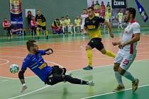 Svarog Teplice - Rapid Ústí, 1. FUTSAL liga 2021/2022.