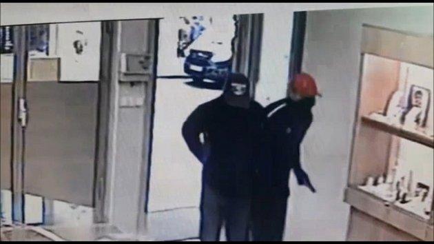 Policie oznámila, že dopadla pachatele přepadení ústeckého klenotnictví
