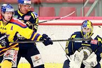 Ústečtí hokejisté prohráli v Českých Budějovicích 2:5.
