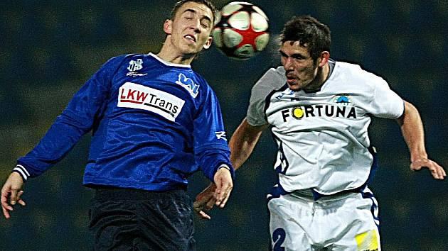 Fotbalisté Ústi si vezou z Liberce nadílku.