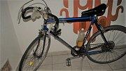 Marcel Pátek ujede za rok na kole desetitisíce kilometrů. Jezdí na kole značky favorit ze 70. let