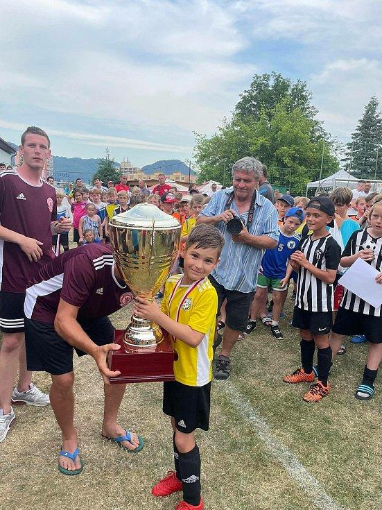 Mezinárodní turnaj přípravek v Neštěmicích, Knoss Cup 2021.