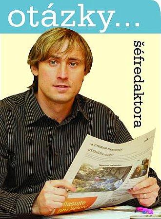 Otázky šéfredaktora Vladimíra Mayera
