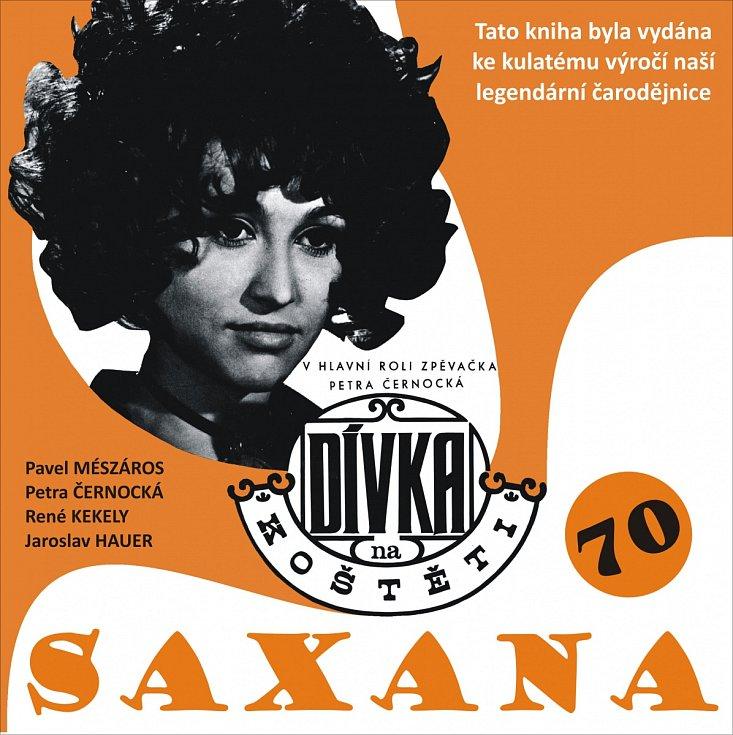 Kniha Saxana 70