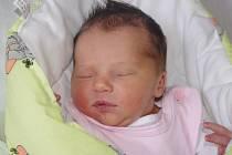 Lucie Ječmenová, porodila v ústecké porodnici dne 13. 11. 2012 (15.42) dceru Magdalenu (47 cm, 2,7 kg).