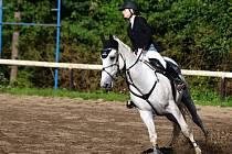 Divák vidí na závodech pouze finální výsledek, tvrdá práce na tréninku mnohdy bolí a kůň si dlouho pamatuje chybu jezdce.