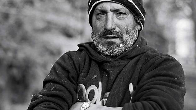 Ústecký bezdomovec Rambo zemřel