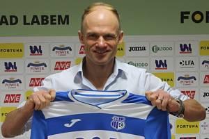 David Jarolím je novým trenérem FK Ústí nad Labem.