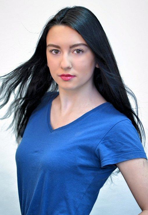 5. Bára Petroušková, 14 let, Ústí nad Labem